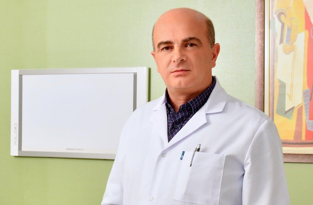 М-р.Сци.Ермир Рамадани - Специјалист по Општа хирургија