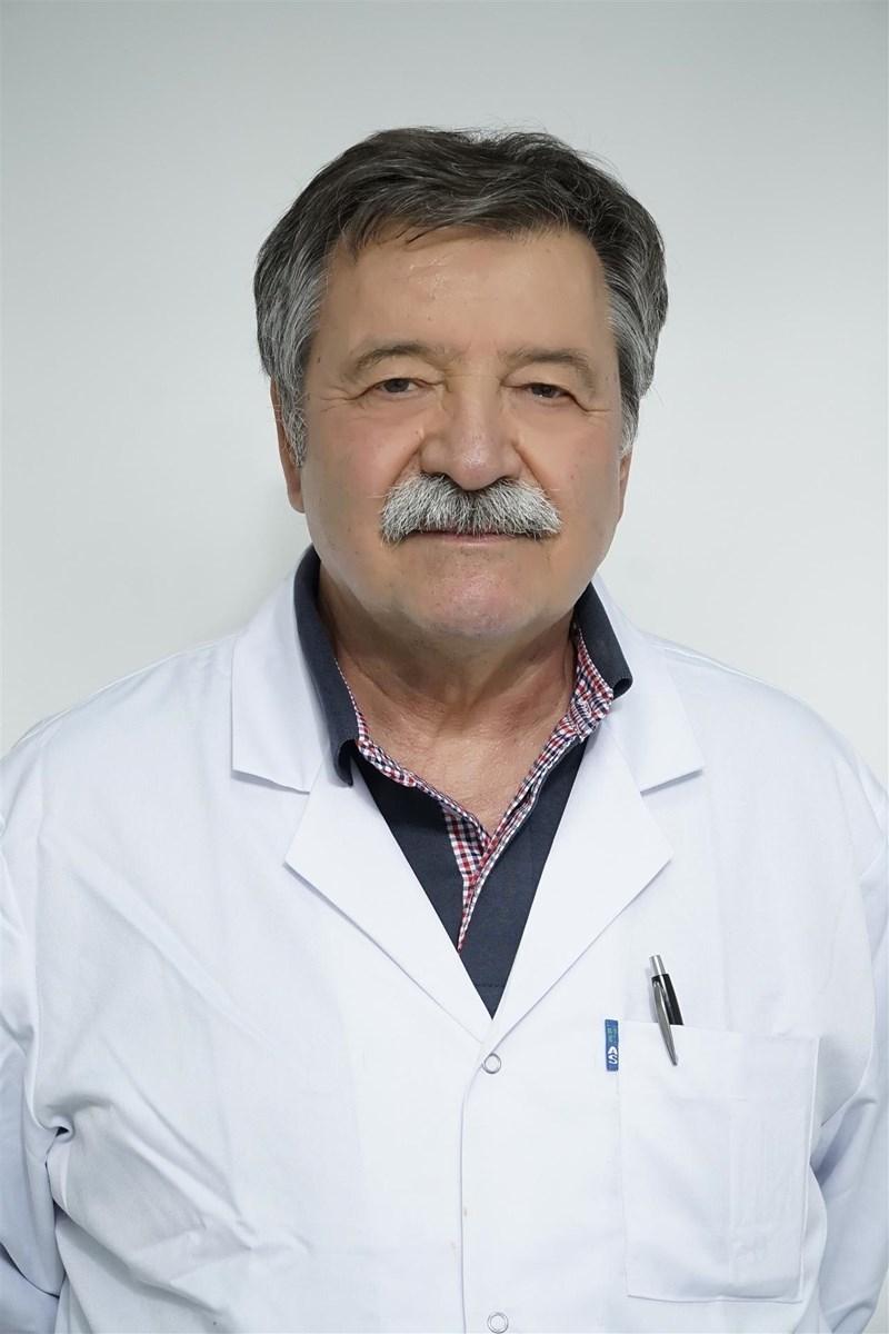 Проф. Д-р Мирче Симеонов -  Специјалист трауматолог