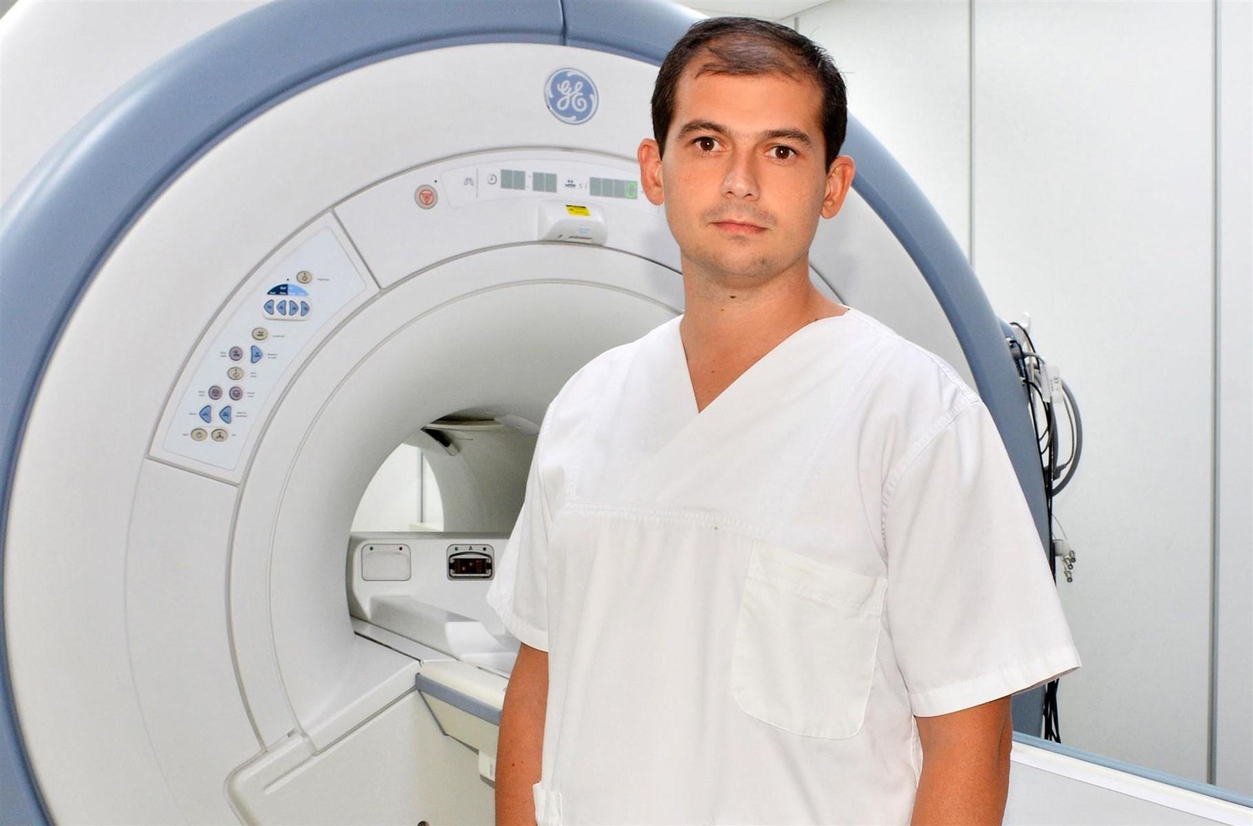 Светозар Столески - Радиолошки технолог