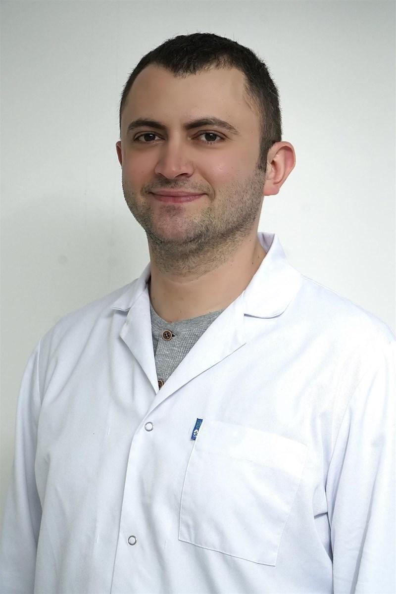 Таип Лимани - Инженер по биологија