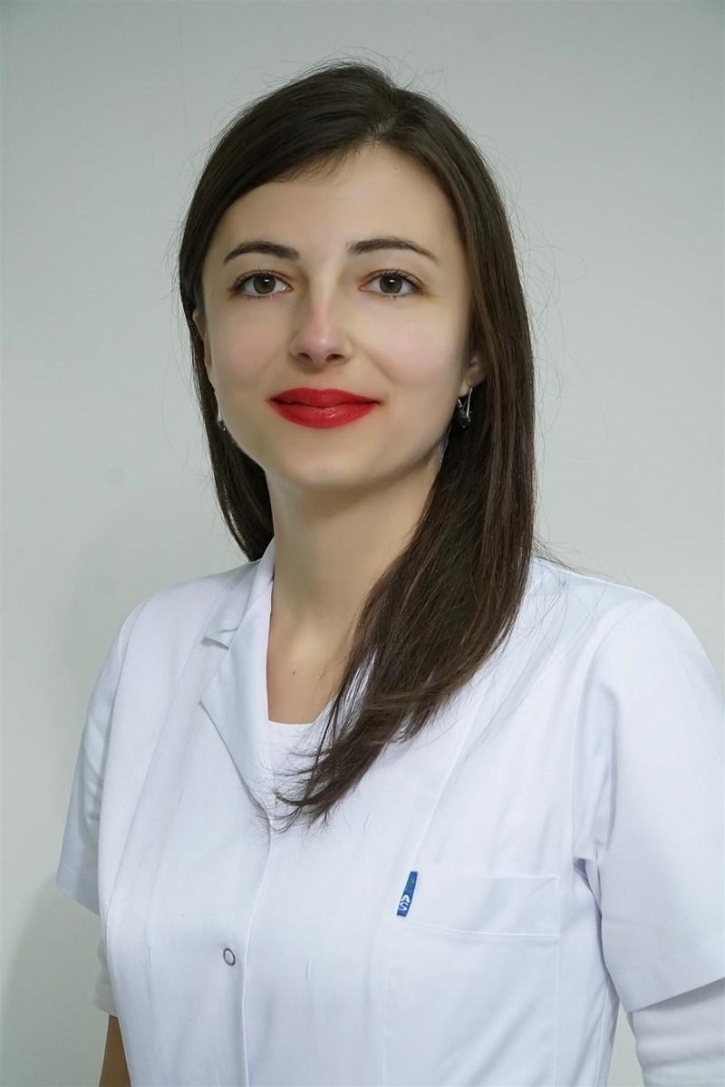 Д-р Весна Темелковска - Специјалист по офталмологија