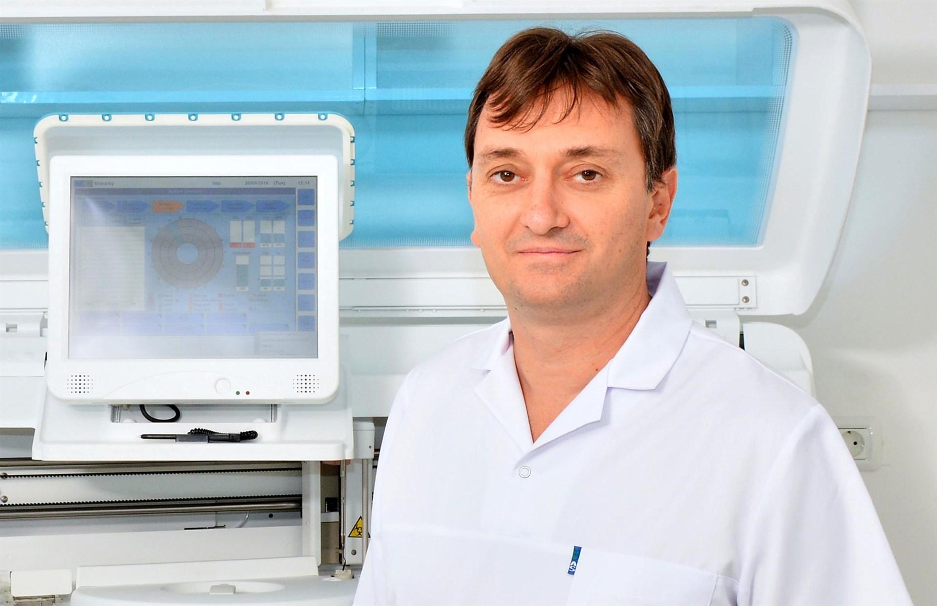 Dr. Andreja Brasich - Specialist in Medical Biochemistry