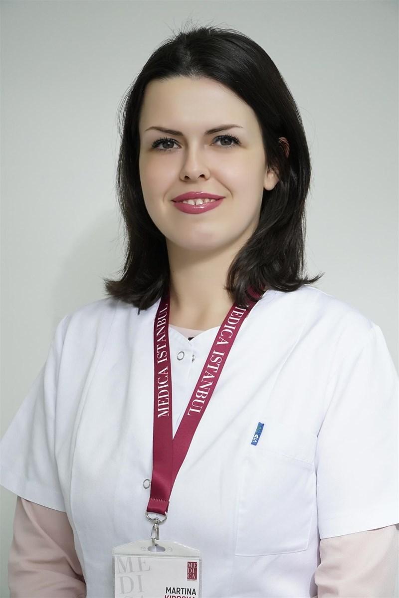 Martina Atanasovska - Pharmacist