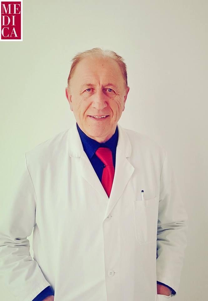 Проф. Д-р Глигор Џолев - Oртопедски хирург