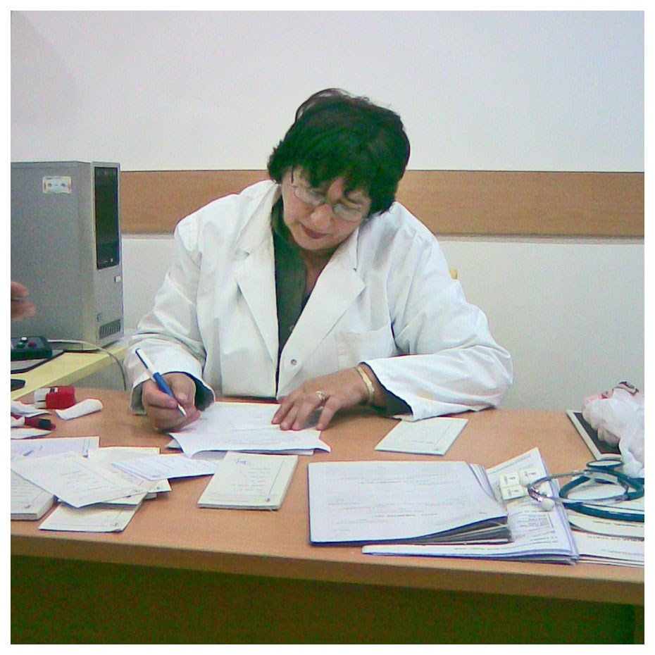 Проф. Д-р Нада Марина  - Интернист,субспецијалист по ревматологија