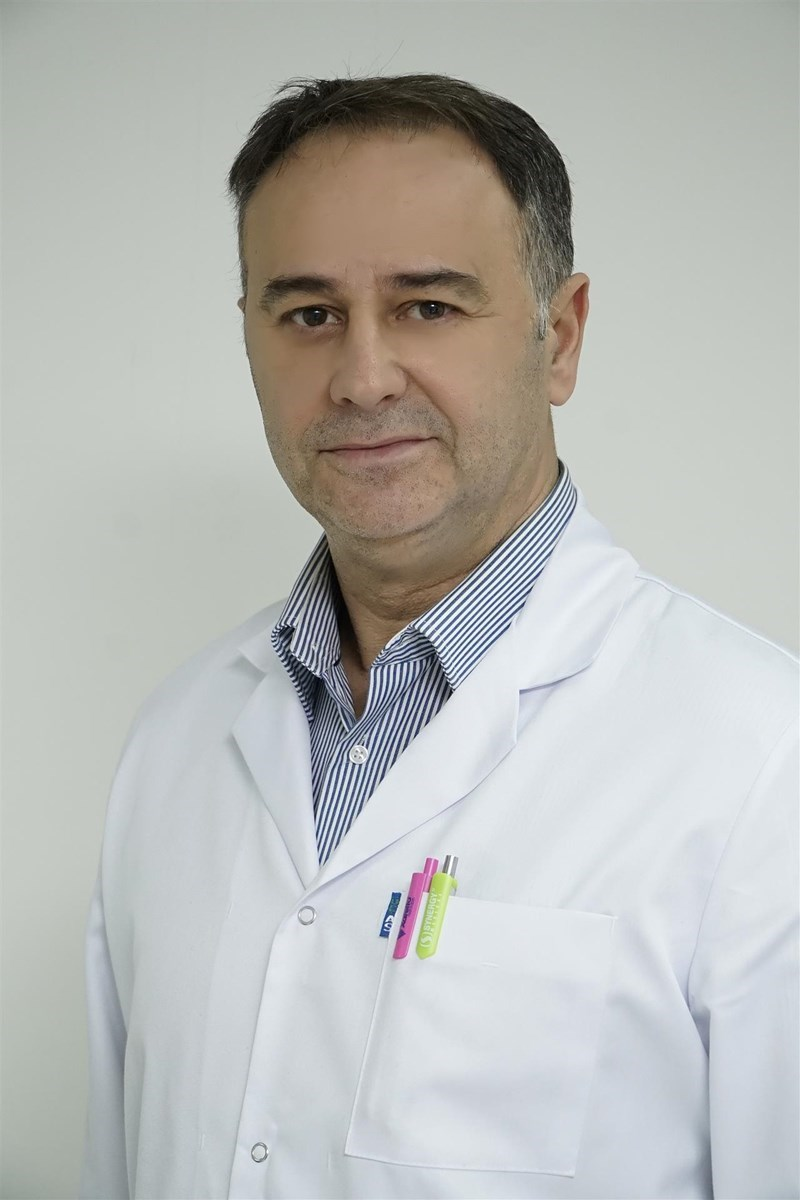Д-р Агрон Палоши - Специјалист интернист