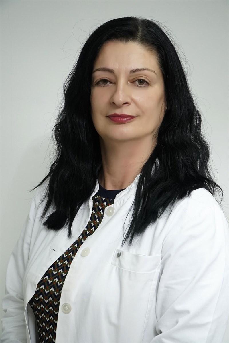 D-r Makedonka Naumovska - Specialist in gynaecology and obstetrics
