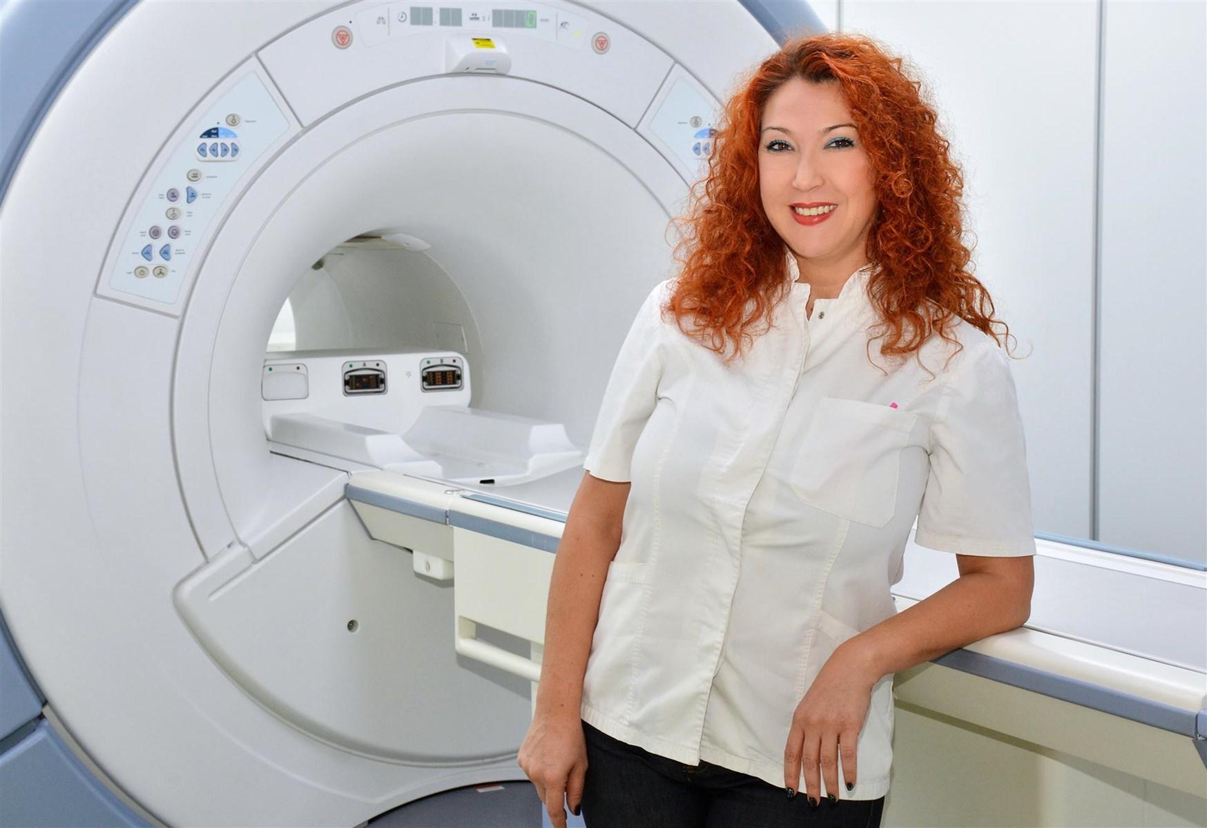 Ass.Dr. Biljana Bozinovska - Specialized Radiologist