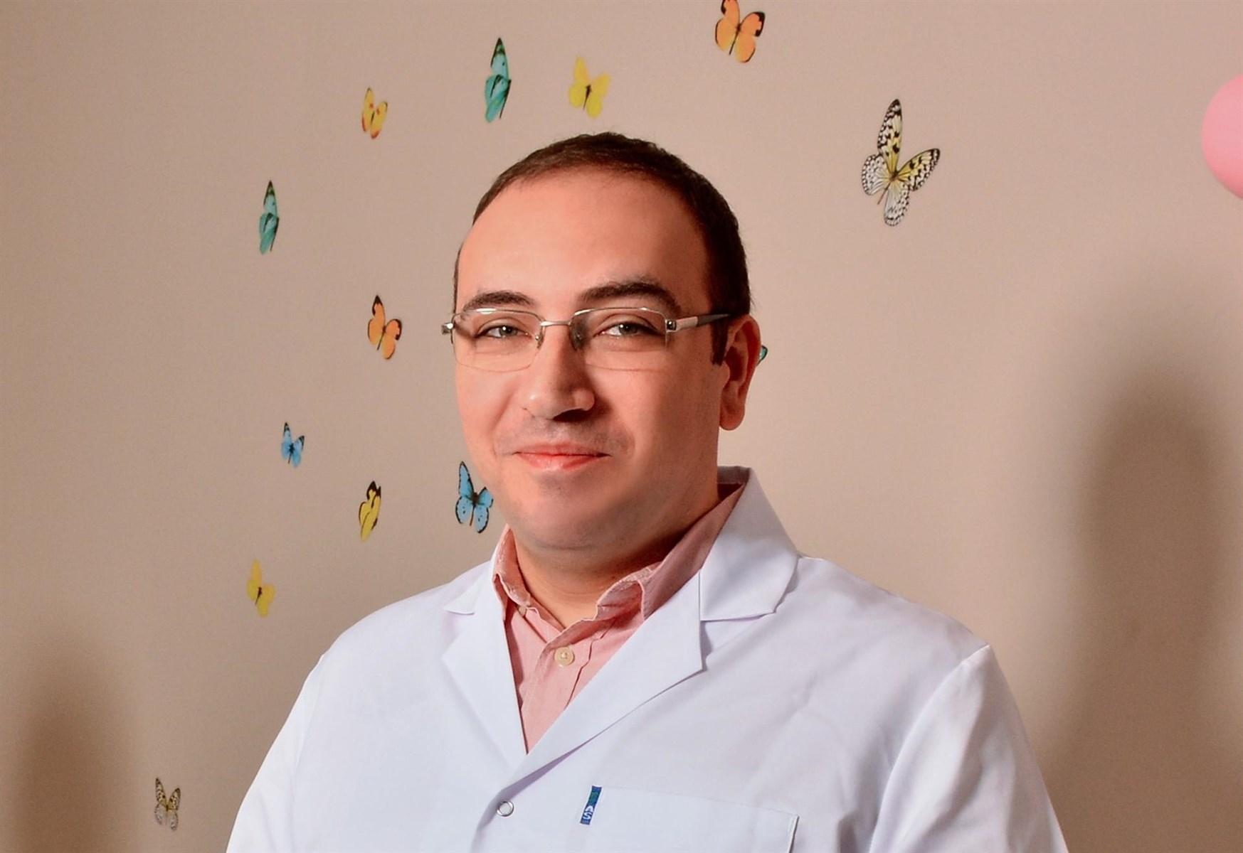Dr. Denis Al Khalili - Pediatrician