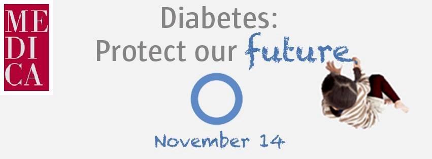Медика Истанбул Тетово го одбележува 14 ноември- Светскиот ден на дијабетесот -