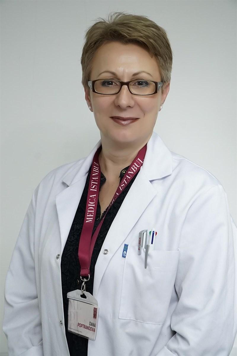 Dana Poptrandova - Head Nurse