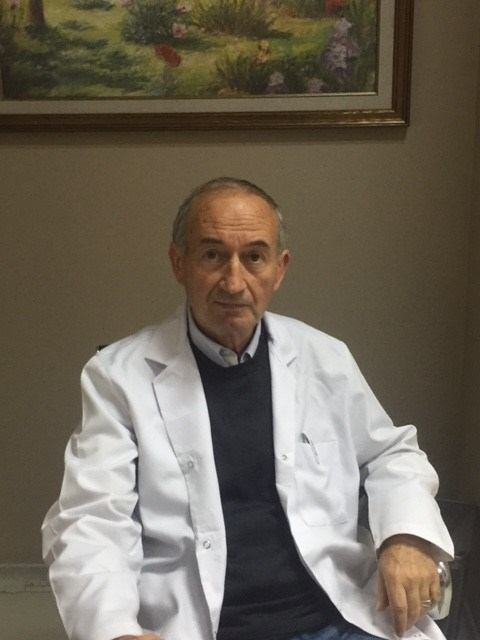 Д-р. М-р. Сци. Никола Стерјоски  - Специјалист невропсихијатар