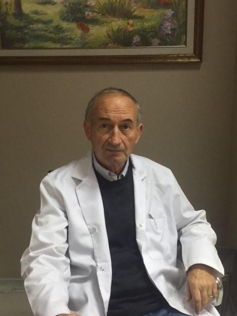 D-r. М-r. Sci. Nikola Sterjoski - Specialist neuropsychiatrist