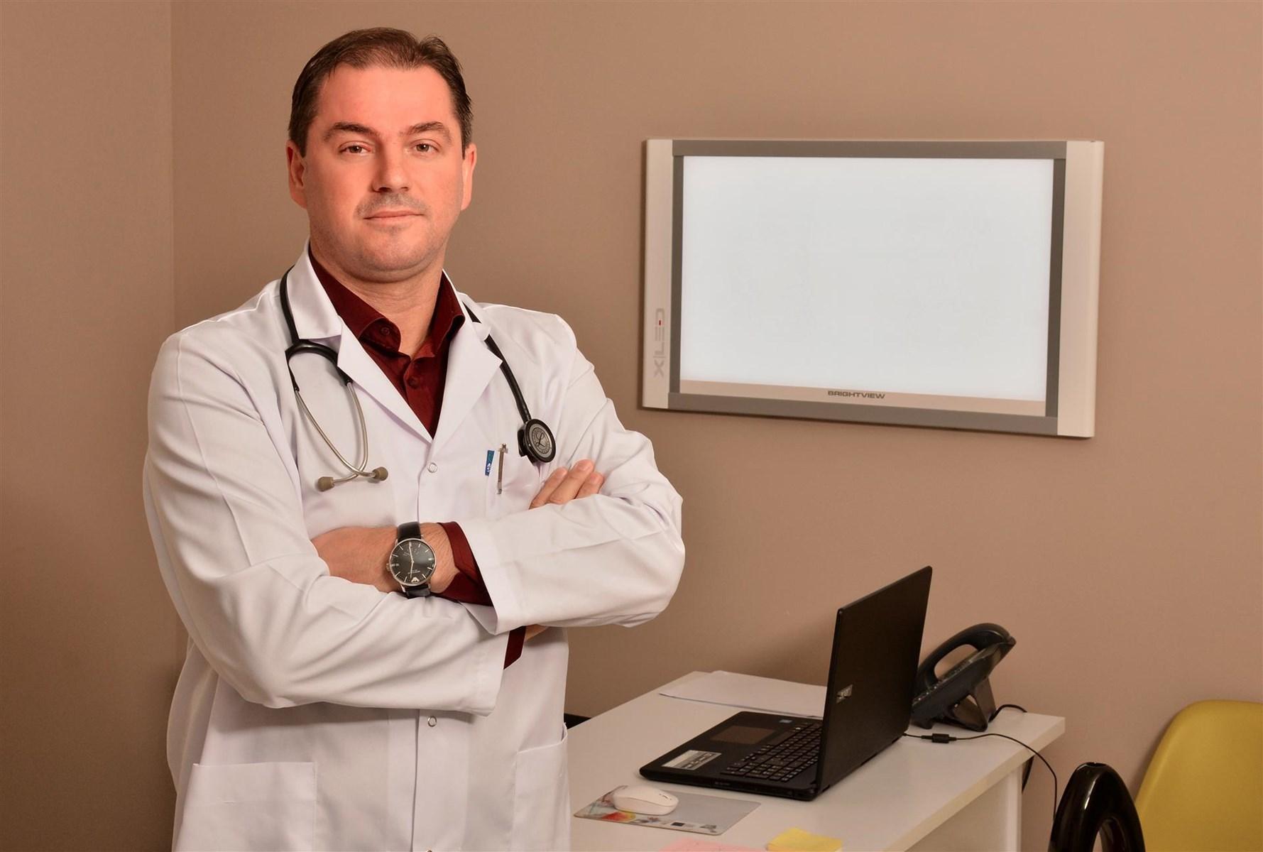 Д-р Арбен Асани - Специјалист интернист
