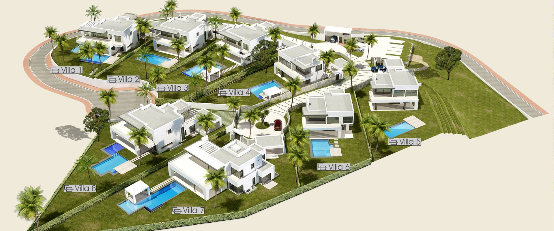FEASIBILITY STUDY FOR A MIXED-USE COMPLEX – 835,619 SQM