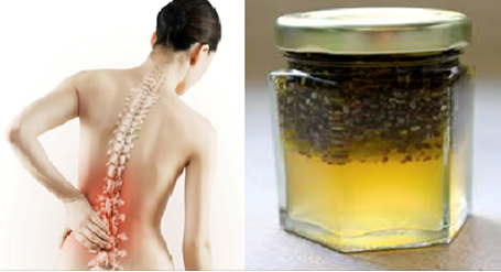 Finally a cure for osteoporosis! Mix all these ingredients and you will never feel pain again