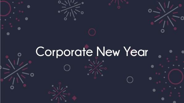 Corporate New Year